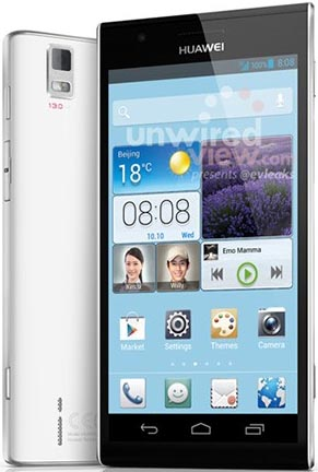Huawei Ascend P2.