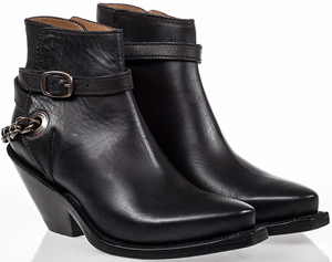 Ash Alamo Womens Boot Black Leather: US$262.50.