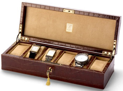 Aspinal of London John Harrison Six Watch box: €499.