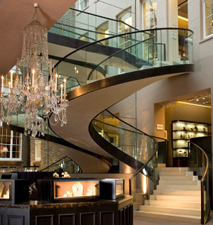 Asprey London Flagship Store, 167 New Bond Street, London W1S 4AY, U.K.
