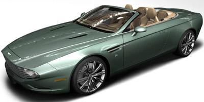 Aston Martin DB9 Spyder Zagato Centennial (2013-).
