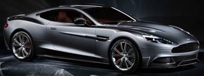 Aston Martin Vanquish (2012-).
