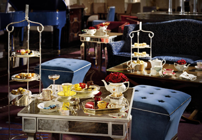 Afternoon Tea at The Athenæum, 116 Piccadilly, Mayfair, London W1J 7BJ, England, U.K.