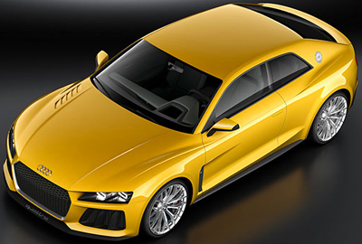 Audi Sport Quattro (2013-).