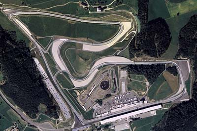 Red Bull Ring Spielberg.