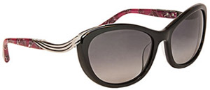 Badgley Mischka Germaine Italian Acetate Sunglasses sunglasses: US$180.
