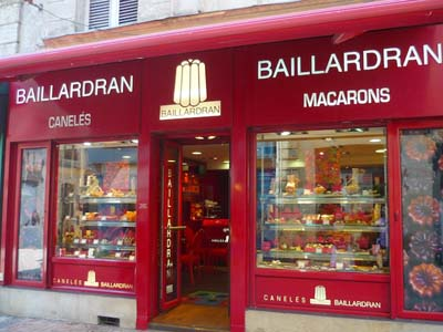 Baillardran, 55, Cours de l'Intendance, 33000 Bordeaux, France.