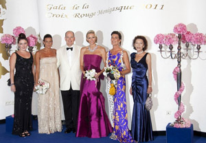 Monaco Red Cross Ball | Gala de la Croix Rouge Monégasque (2011).