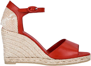 Castañer Balbina Espadrille made in leather: €150.
