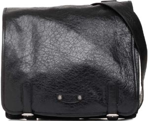 Balenciaga Men's Utility Black Bag: US$1,095.