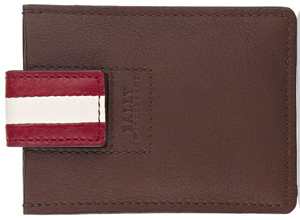 Bally Bryn business card holder: €90.