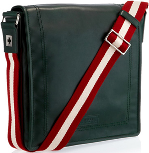 Bally Men's Messenger Bag: €550.