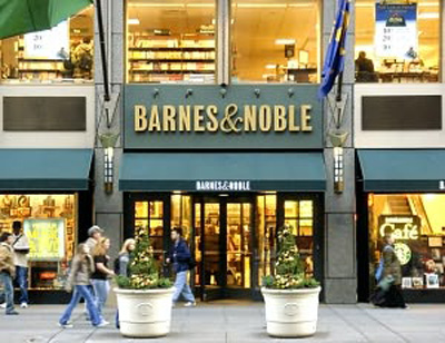 Barnes&Noble, 555 Fifth Avenue, New York City, NY 10017, U.S.A.