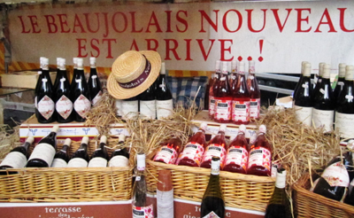 The History of Beaujolais Nouveau Day.