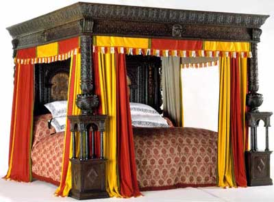 Great Bed of Ware (1580).