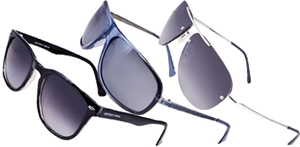 Geoffrey Beene men's & women's sunglasses.