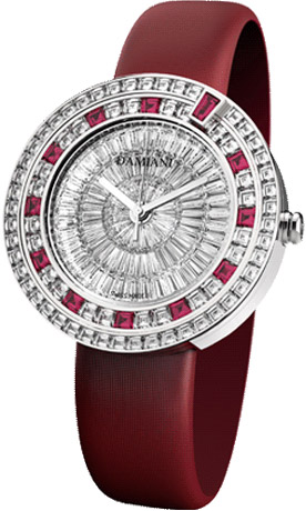 Damiani Belle Epoque Masterpiece watch.