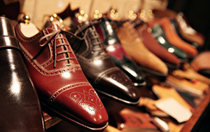 Stefano Bemer men's bespoke shoes.