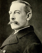 James Gordon Bennett, Jr. (1841-1918).