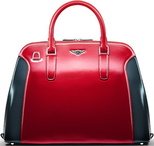 Bentley men's Race Bag No. 9: £580.