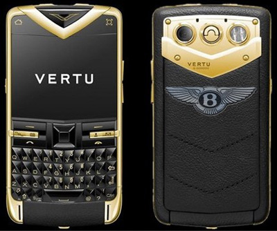 Bentley Smartphone.