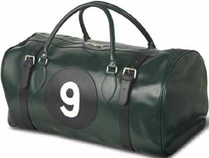 Bentley Classic Weekender '9' Race Bag: £450.