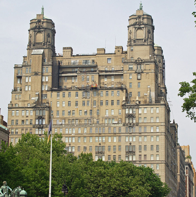 The Beresford, 211 Central Park West, New York City, NY 10024, U.S.A.
