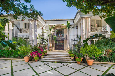Bijan Residence, 100 Copley Place, Beverly Hills, CA 90210, U.S.A.