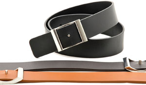 Bill Amberg The Classic Belt - 40mm wide: £59.