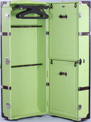 Billionaire Couture Caimen Wardrobe Trunk: US$87,000.
