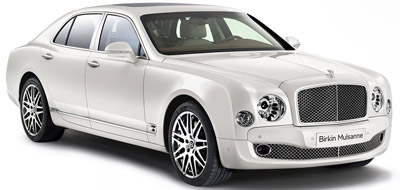 Bentley Birkin Mulsanne Limited Edition.
