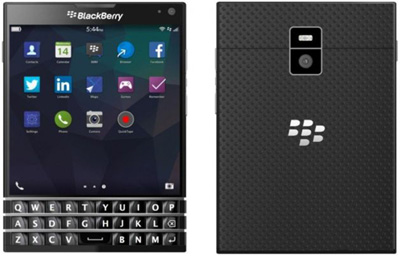 Blackberry Q10.