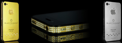Black Diamond Lifestyle iPhones.