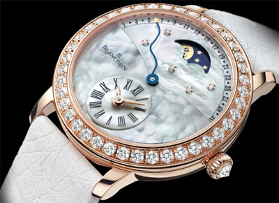 Blancpain Women's Watch.