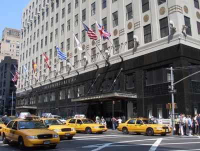 Bloomingdale's, 59th Street and 1000 3rd Avenue, New York City, NY 10022.