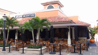 Blue Martini, 550 S Rosemary Avenue, West Palm Beach, FL 33401.