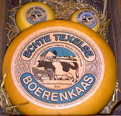 Boerenkaas cheese.