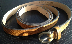 Eric Bompard women's Skinny Belt: €55.