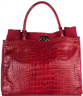 Franchetti Bond Ada-Red Women's Handbag: £395.