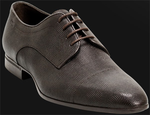 Hugo Boss Men's Calfskin Shoe.