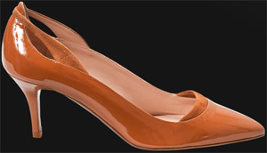 Hugo Boss Women's Calfskin Shoe.