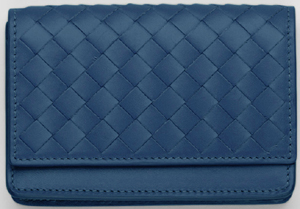 Bottega Veneta business card case: US$320.