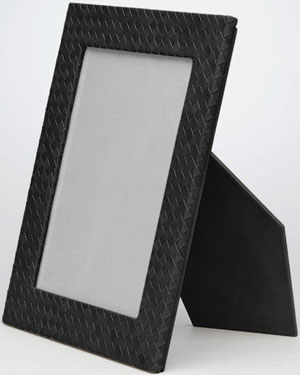 Bottega Veneta Large Photo Frame: US$850.