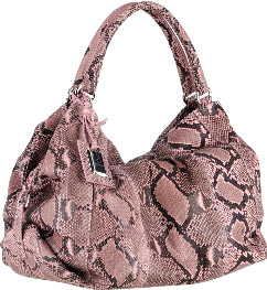 Roberto Botticelli women's lady bag in python leather: €1,119.