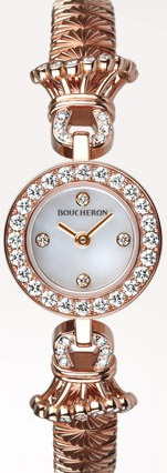 Boucheron Ma Jolie Jewelry Watch.