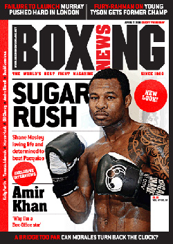 Boxing News.