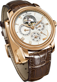 Le Brassus Tourbillon Perpetual Calendar Self-Winding Watch.