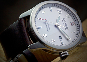 Bremont Solo White watch.