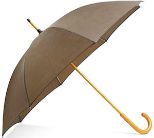Brooks Brothers Filson Cover Cloth Umbrella: US$98.