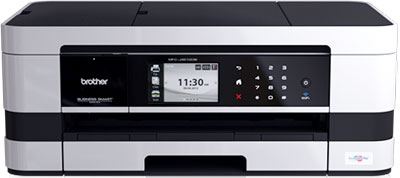 Brother MFC-J4710DW - inkjet all-in-one printer.